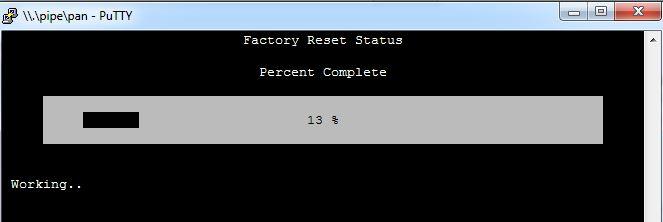 Paloalto Firewall Reset - Progress 6