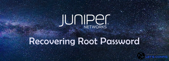 Recovering Root Password
