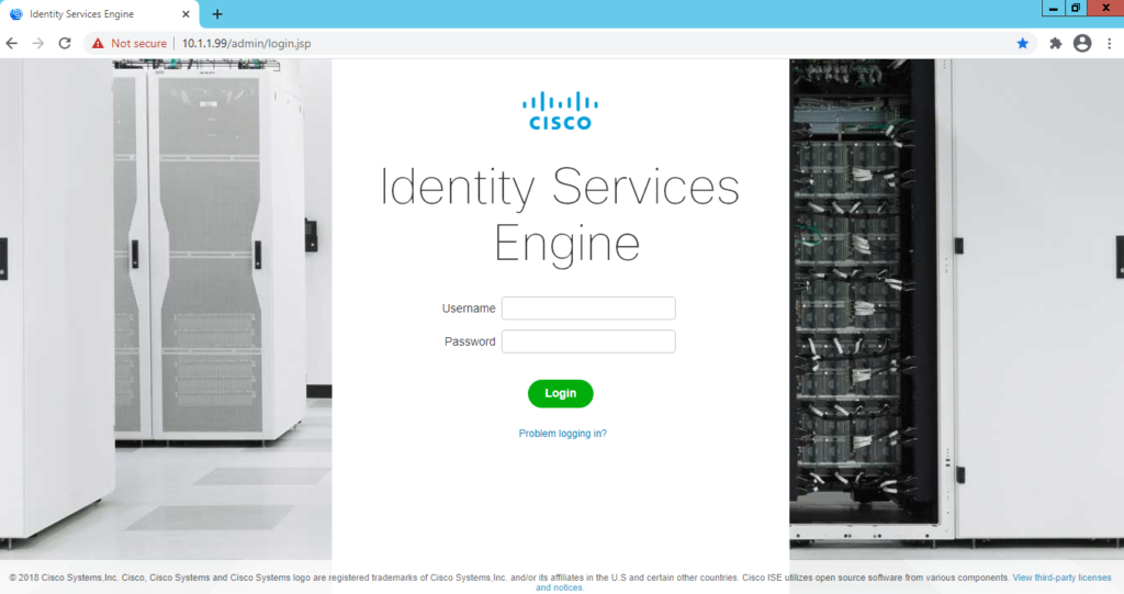 How to install Cisco ISE 2.7